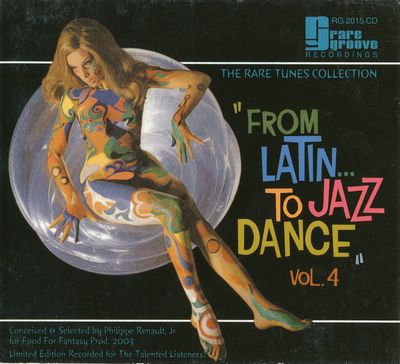 Cipo' & His Authentic Rhythm Group* Cipó And His Authentic Rhythm Group - Brazilian Beat