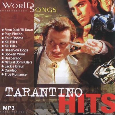 Dj Uilson Aka Professor Groove Va Tarantino Hits World
