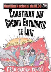 Cartilha Secundarista: Construir um Grêmio Estudantil de Luta