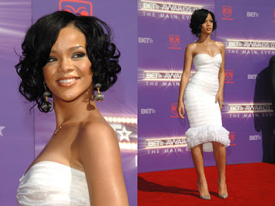 rihanna haircuts-medium curly hairstyles medium length celebrity hair cuts
