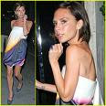 Victoria Beckham,London Fashion Week