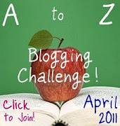 A -Z April Blogging Challenge