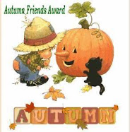 Autumn Friends AWARD