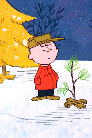 Charlie Brown Christmas Tree Meaning
