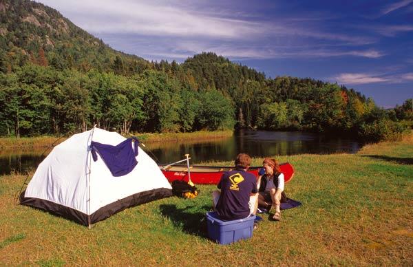 guambia camping:
