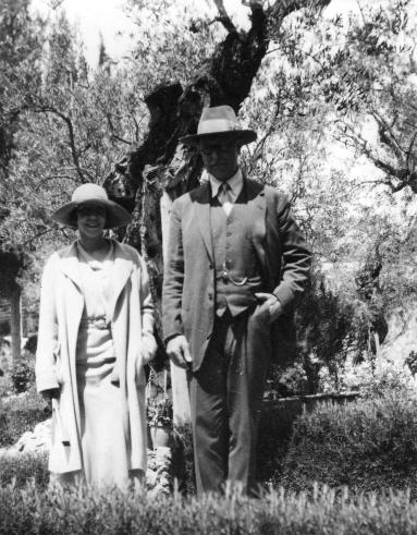 King Albert I (1875-1934) and Queen Elisabeth (1876-1965) 02738_m121287_std_122_555lo