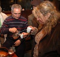 Café Portugal - PASSEIO DE JORNALISTAS em Montalegre (padre Fontes em Mourilhe)