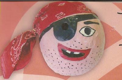 Mascaras com a técnica do balao Beleza+062