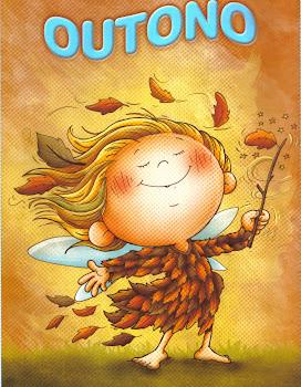 fadinha do outono
