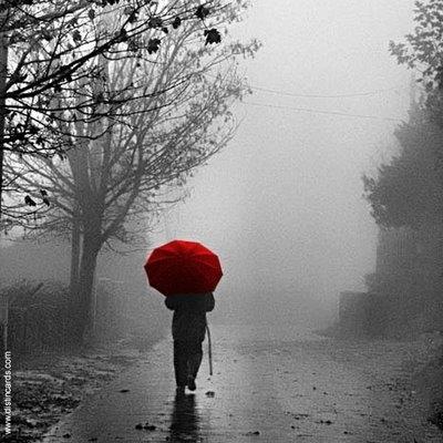Resultado de imagem para sozinho na chuva