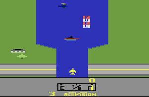 River Raid - Jogos de Atari
