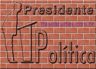 politica presidente