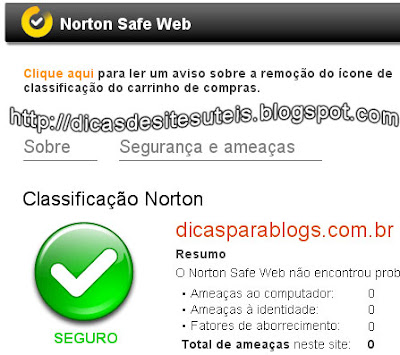 verificar virus em sites