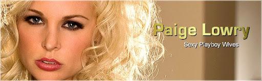 Paige Lowry - Pizda Blonda Super Sexy