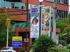 """GO-BANG"" Food Court Jalan Triang Temerloh Pahang"