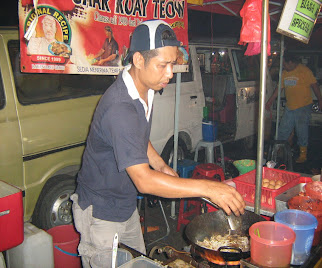 Pasar Malam BUKIT SENTOSA-Rawang Selangor
