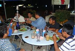 Kunjugan Rakan Dari Johor