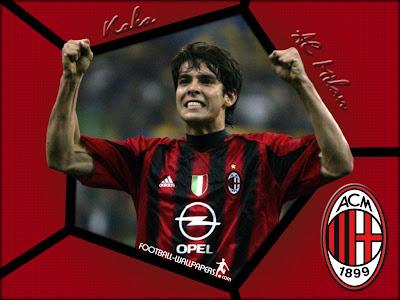 Football Players Ac Milan Team