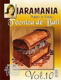 Atenção Amigas achei um site que tem  as revistas da 01 a36 da iara mania  para baixar.
