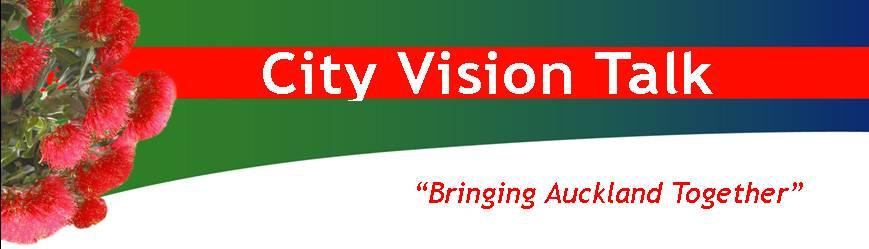 City Vision Campaign Blog 2007