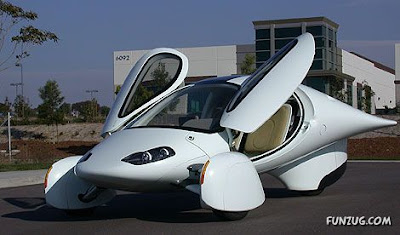 The Future Electric CAR