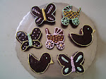 Brownies Decorados