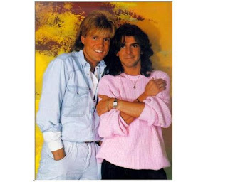 Modern Talking, C.C. Catch And Blue System: abril 2009