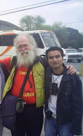 """Jon """"maddog"""" Hall. Linux Internacional President"""