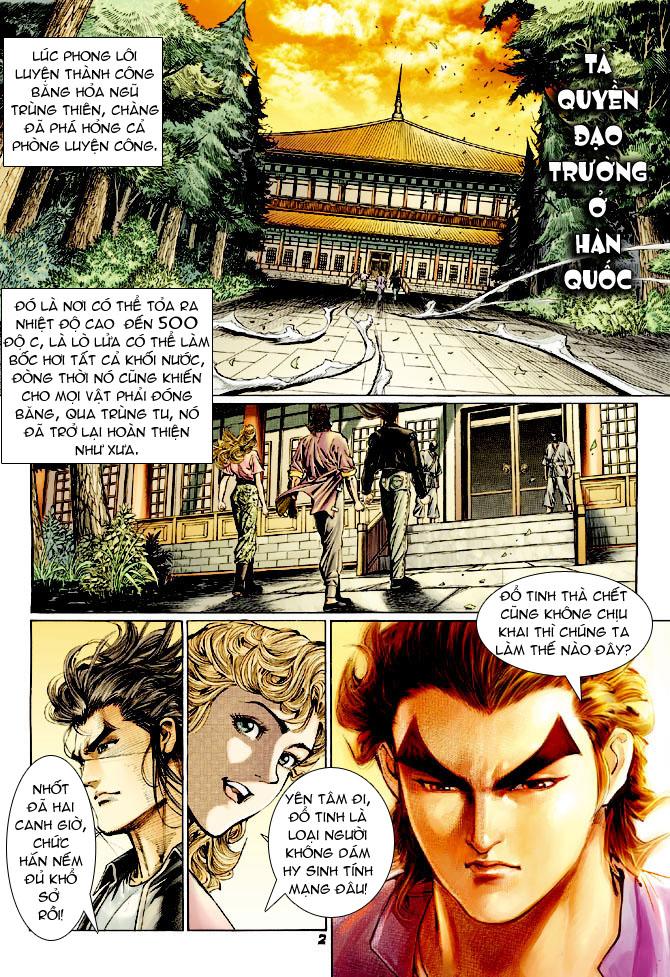 Tân Tác Long Hổ Môn chap 114 - Trang 1