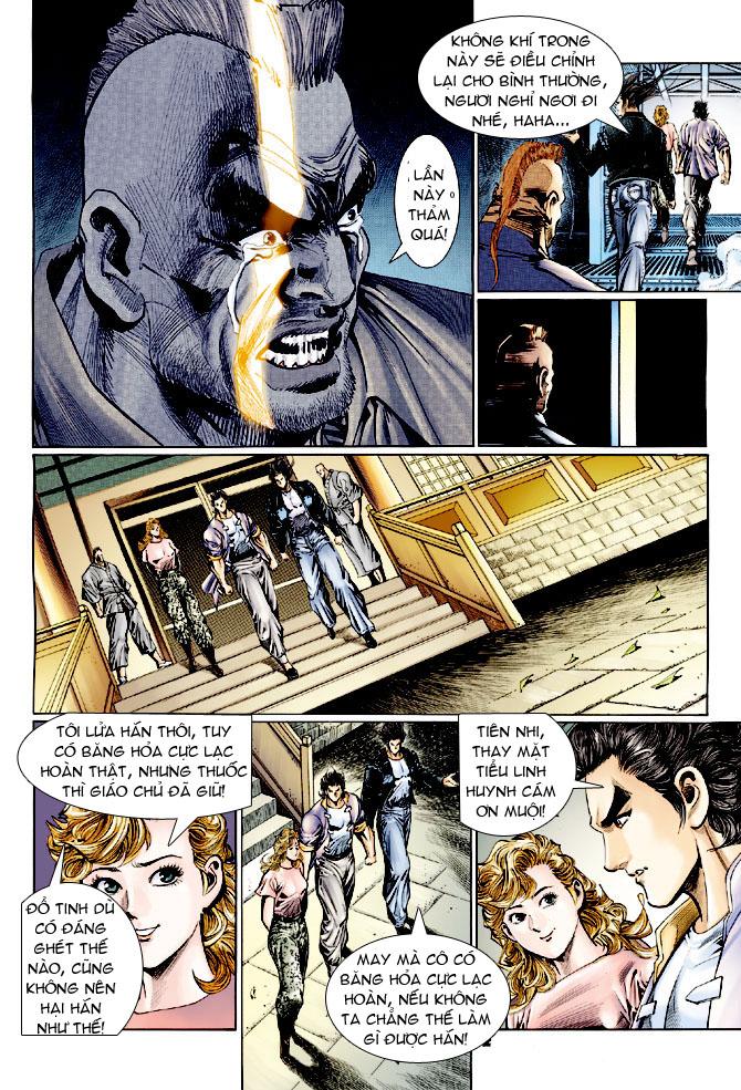 Tân Tác Long Hổ Môn chap 114 - Trang 11