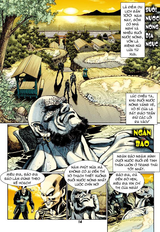 Tân Tác Long Hổ Môn chap 114 - Trang 13