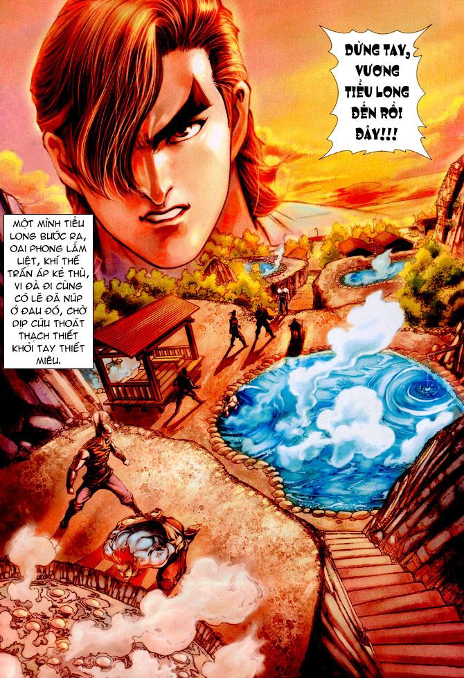 Tân Tác Long Hổ Môn chap 114 - Trang 16