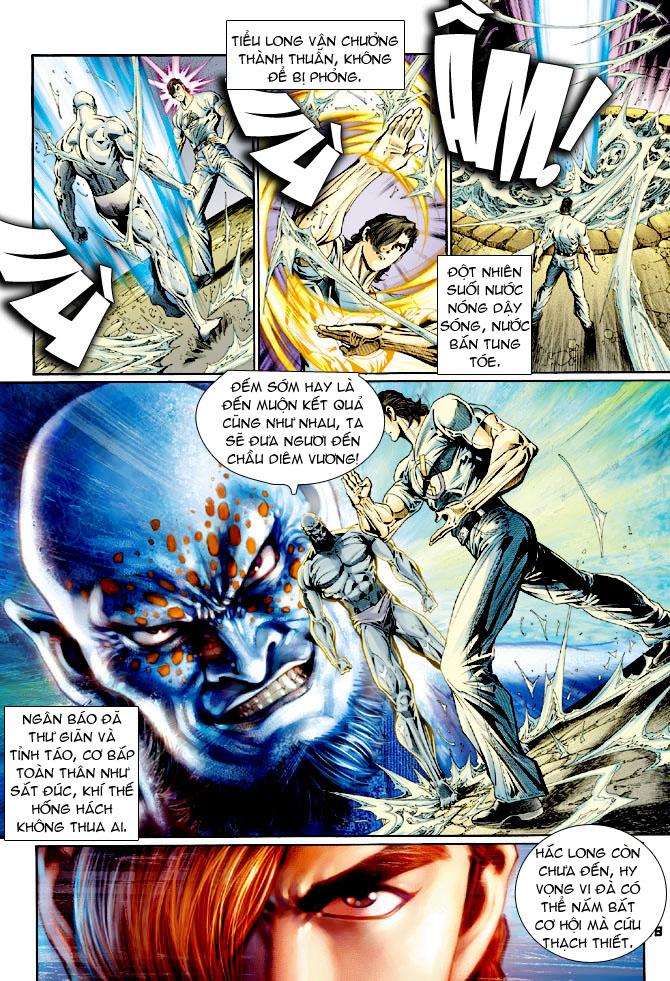 Tân Tác Long Hổ Môn chap 114 - Trang 17