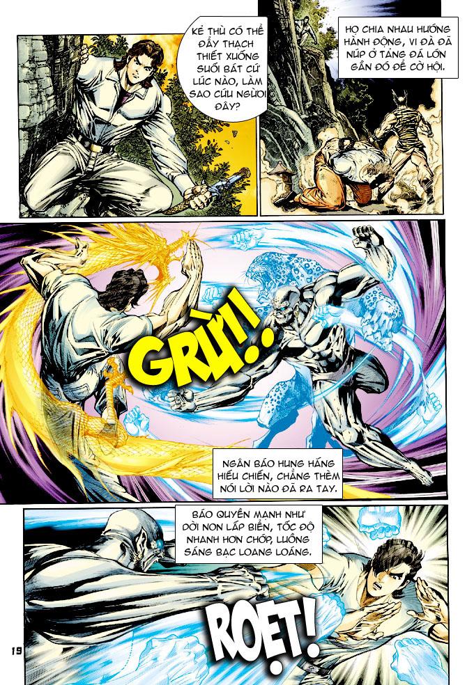 Tân Tác Long Hổ Môn chap 114 - Trang 18