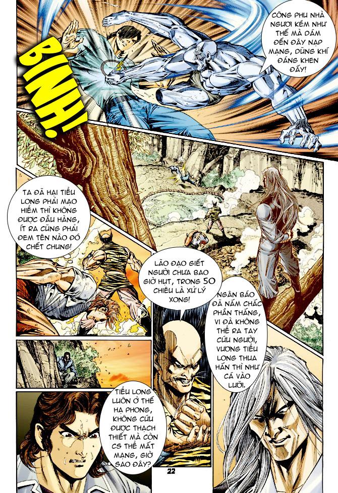 Tân Tác Long Hổ Môn chap 114 - Trang 21