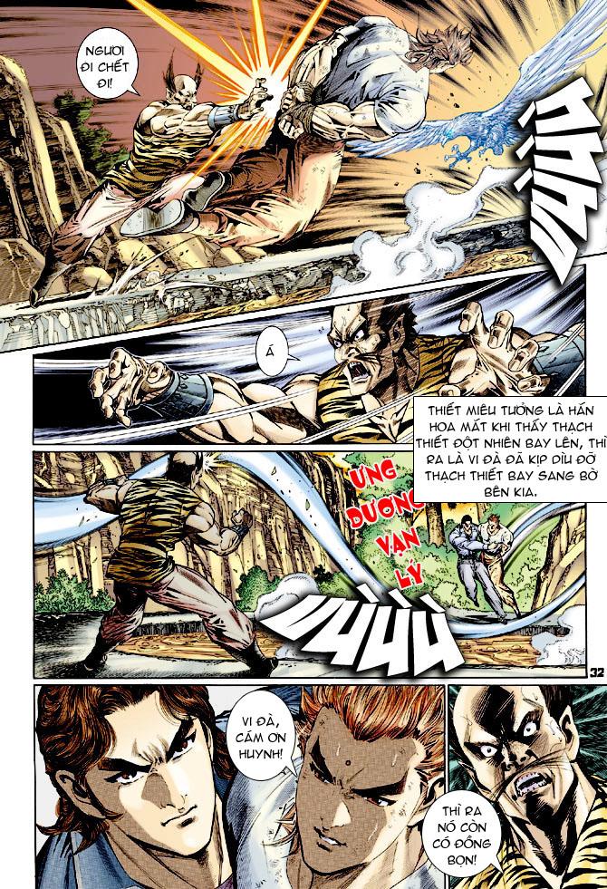 Tân Tác Long Hổ Môn chap 114 - Trang 31