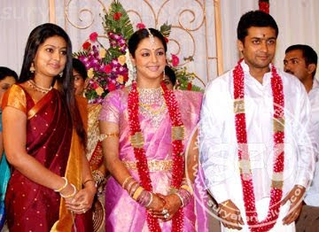 Surya Films Suriya Marriage
