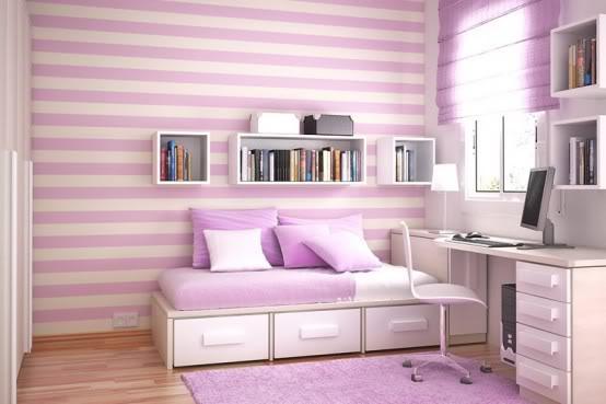 sekalipun kamar tidur anda tidak begitu luas anda tetap bisa menatanya