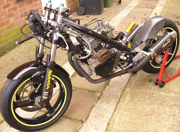 600 Yamaha supermono ALB171~1