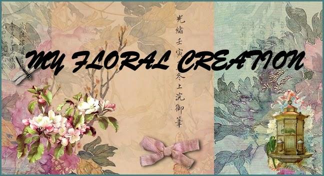 Kamar Flora - My Floral Creation