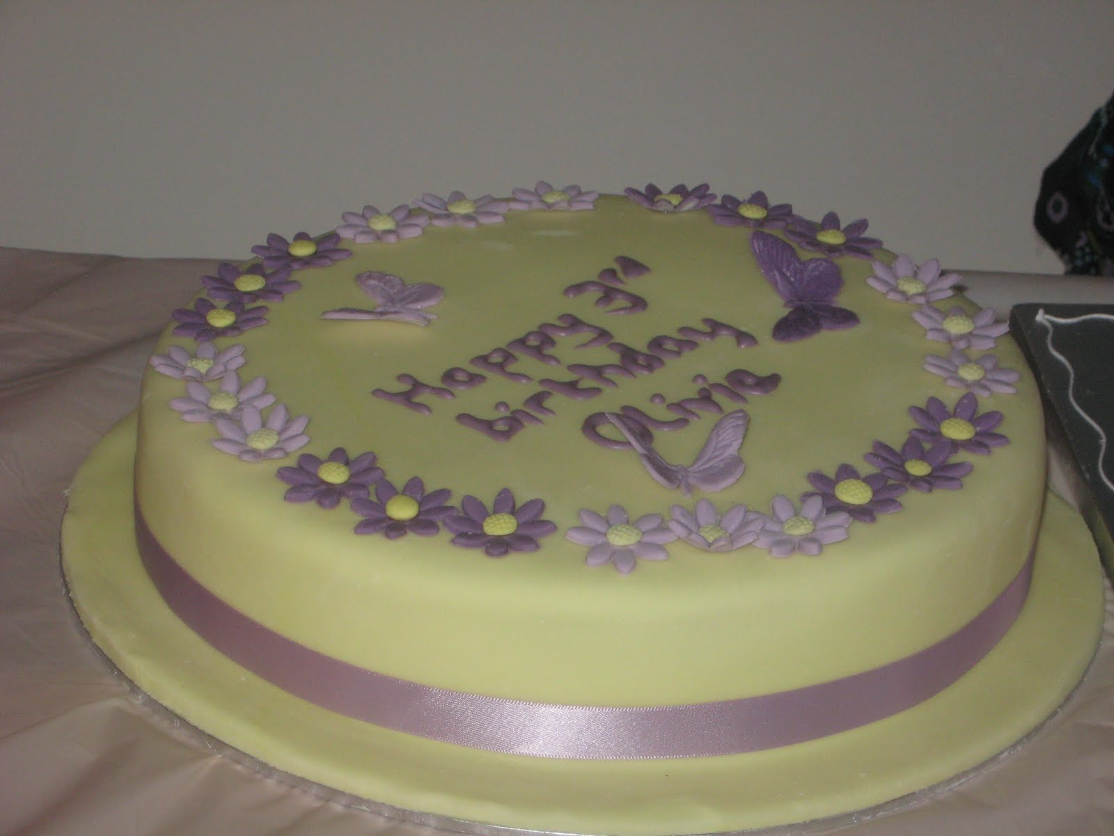 Birthday Cake Images For Cousin Sister : The Great Cake Experience