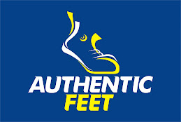 Authentic Feet Sta Cruz