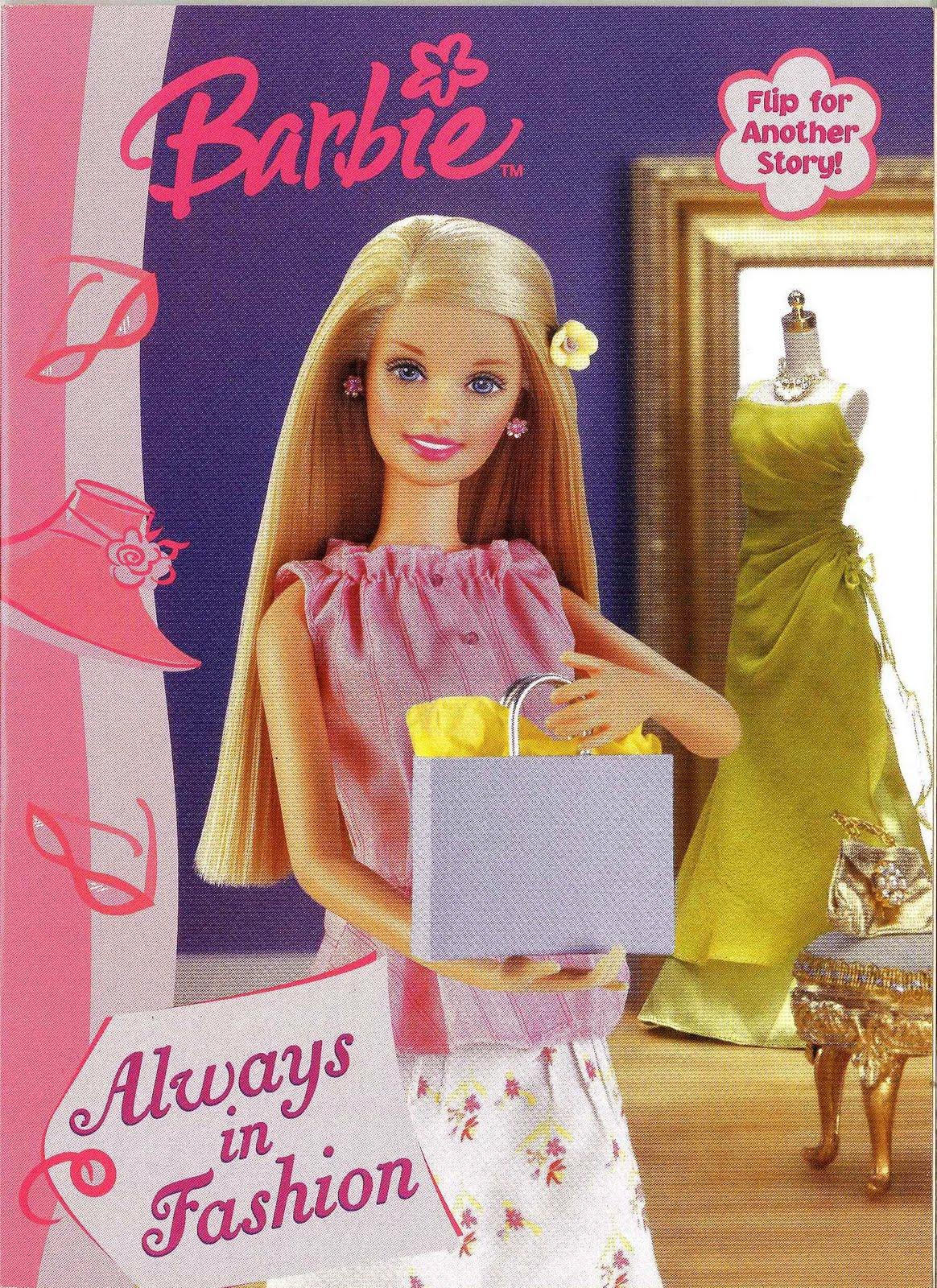 Little Parade Your Favourite Children 39 S Online Bookstore Bk611 Barbie Always In Fashion