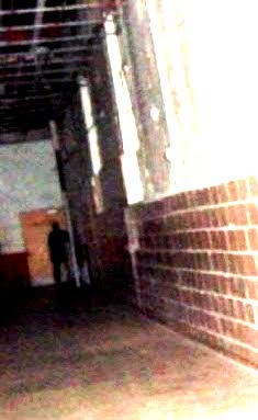 Real Ghost Photo: Moundsville Prison Shadow Ghost