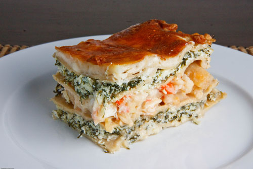 Low fat lasagna recipes