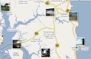 Peta SMK Adela