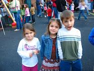 Kaylee, Macie, Jordan