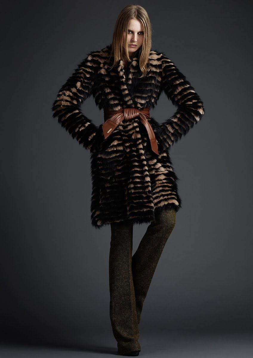 Wearable Trends: Burberry Prorsum Pre-Fall 2011 Collection