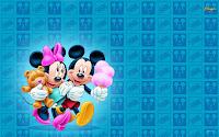 Mickey & Minie