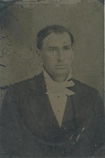 James Munday as an older man